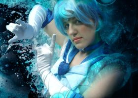 Sailor Mercury Cosplay by PristineDream