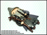 Gandalf Charm by GrandmaThunderpants