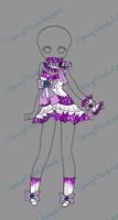 Outfit Adopt Auction (CLOSED) AB added by SpringPeachAdopts