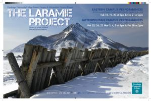 The Laramie Project by maxamusholden