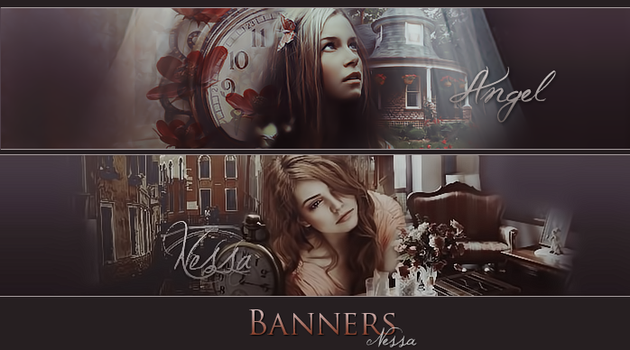 Banners by HannaTinuviel