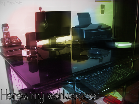 Workspace... by AlexAvila