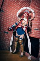 Second Origin, Nakagami armor by SCARLET-COSPLAY