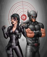 Target X by Darthval