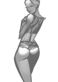 Shortshorts by celor
