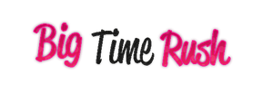 Texto Png Big Time Rush by LylyEditions