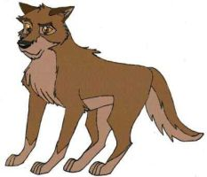 Balto by FinnishFox