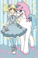 lolicommission-my little pony by patternfactory