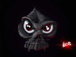 Angry Spade by Wesrod