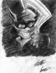 The Stealthy Sly Cooper by Natefurry