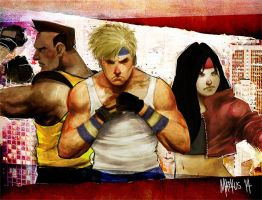 Streets of Rage by exedor3