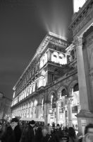 Milan... Lights and People by LoganX78