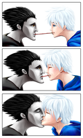 BlackIce: POCKY GAME by neir-2-you