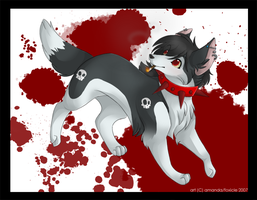 Huskyyy by foxicle