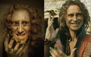Rumpelstiltskin Inspired by 'Once Upon A Time' by artistry-and-imagery