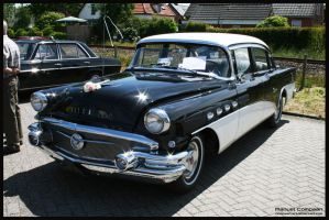 1957 Buick    Roadmaster by compaan-art