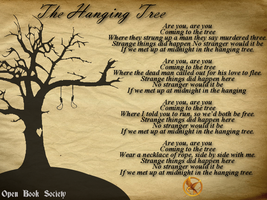 The Hanging Tree Wallpaper by OpenBookSociety