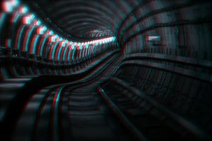 The Tunnel by rink05