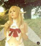 Asuna (ALO Fairy Queen Version) by MelaMushroom