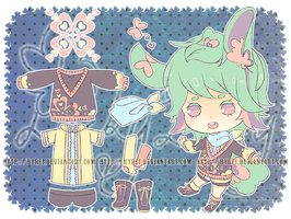 Auction : Lucky Baby Species 3[CLOSED] by HyRei