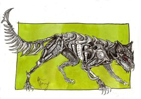 Cerberus by E-Dowely