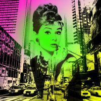 Audrey Pop by llio