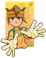 endou by theZeo