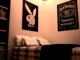 My Room - Whisky N Girls by isca