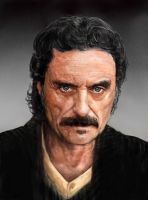 Swearengen Deadwood by LevonHackensaw