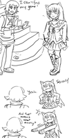 Armin, It's right under your nose by IndigoPurpure
