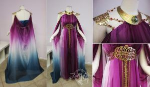 Original Princess Zelda Gown by Lillyxandra