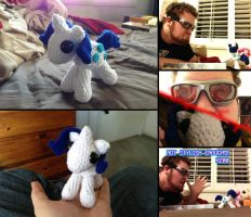 Rarity Amigurumi by Ignition4596