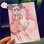 Minnie Mouse by unityworldtian