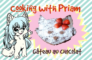 Cooking with Priam by PriamWolf