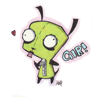GIR by AnimeFace