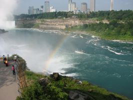 Niagra falls by dancingglass