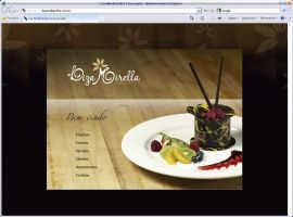 Site Liza Mirella Buffet by mediatom