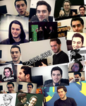 CaptainSparklez Collage by minecraftgirlz