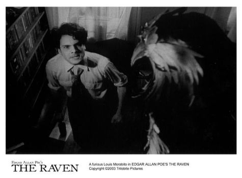 THE RAVEN 8x10-10 by trilobitepictures