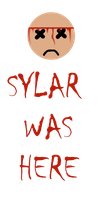 Sylar Was Here by Shazami