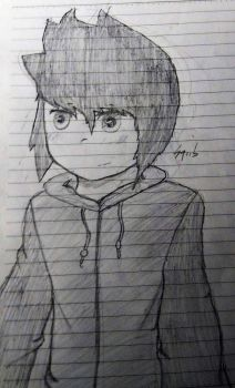 My first attempt at drawing by SquibTunes