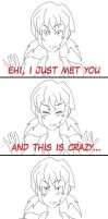 Inazuma Eleven GO- Call me maybe by WhatAChaos