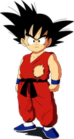 Dragon Ball - Kid Goku 8 by superjmanplay2