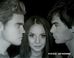 Paul..Nina..Ian by NLevaschuk