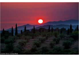 Sunset Hills by Marcello-Paoli