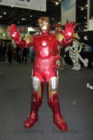 MCM - Iron Man by DreamBex