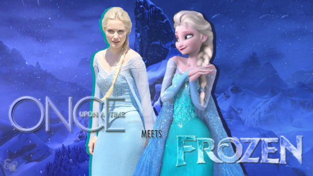 Once Upon a Time meets FROZEN by ReikaTsukiharu