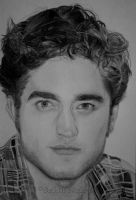 Robert Pattinson by ladysofhousen