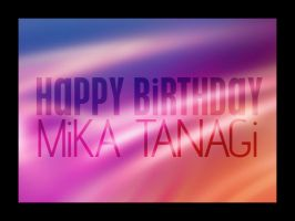 To Mika T. by musicae