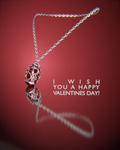 Valentine's pendant by Reaperrr1